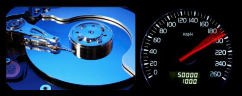 velocità dischi