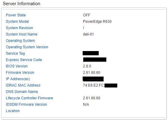 Versioni BIOE e firmware dopo l'aggiornamento